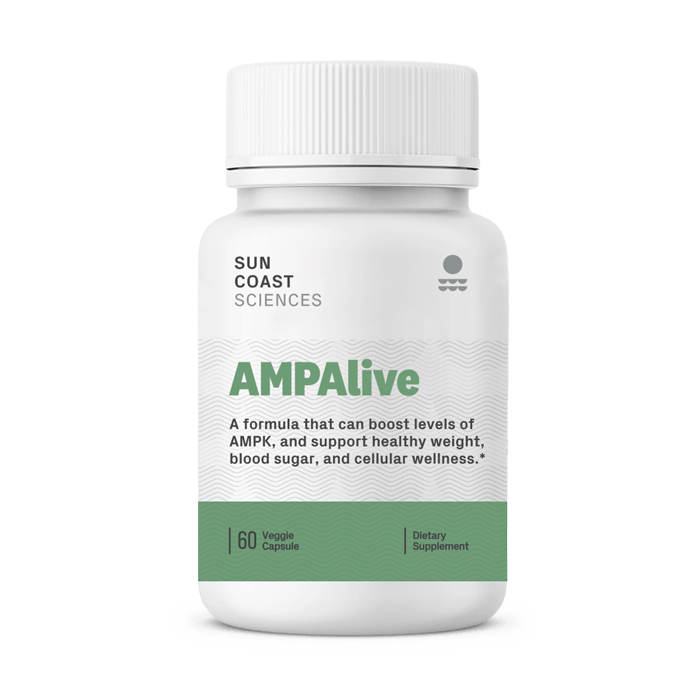 AMPAlive Bottle